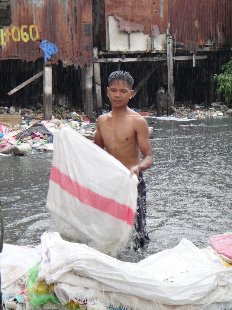 袋リサイクル14